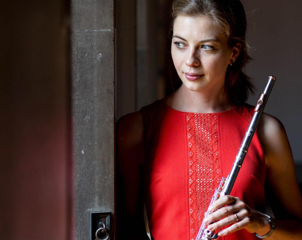 KAILI MAIMETS - Flute & Piccolo