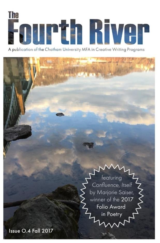 Issue 0.4, Folio Award, 2017