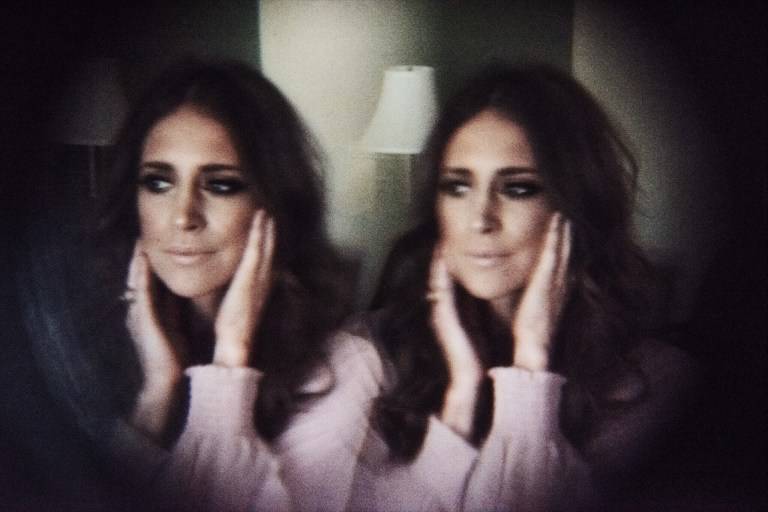 "on set of ""Cheap Sunglasses"" video shoot. PH: Blythe Thomas"