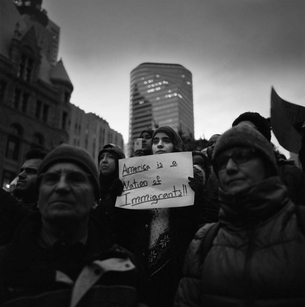 Minneapolis Women's March - HP5