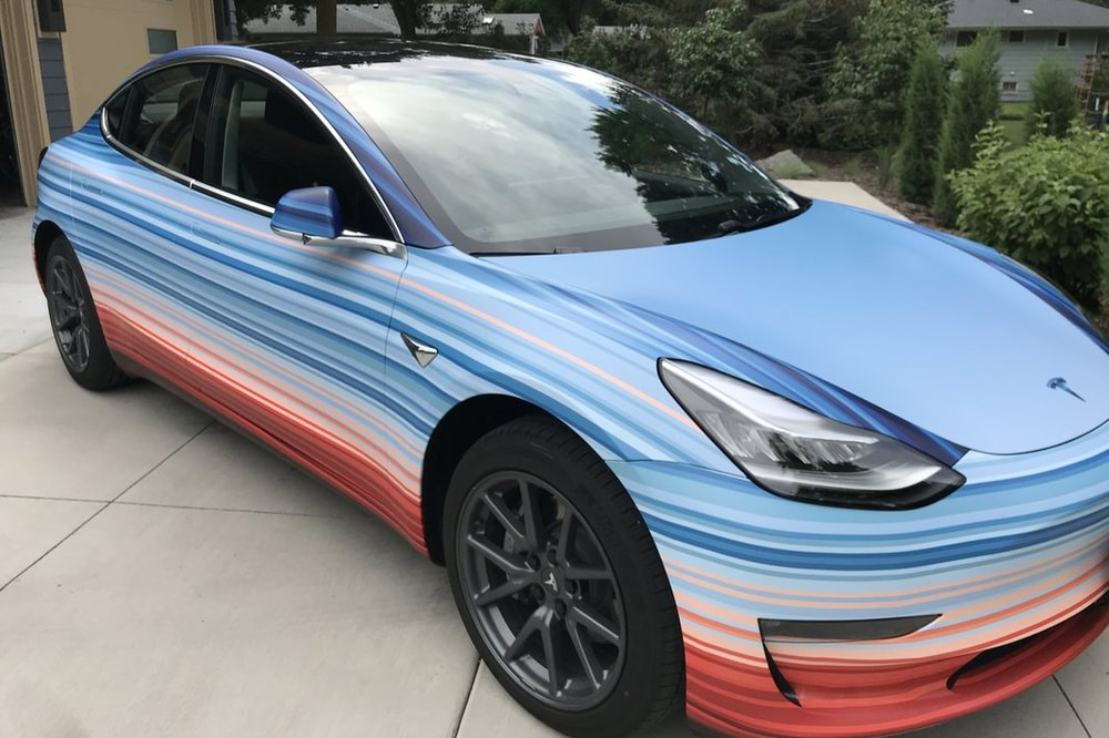 $4000 for printed designed wraps -