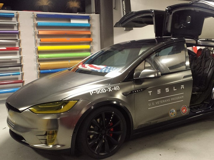 - Starting at $5000 for printed designed wraps.