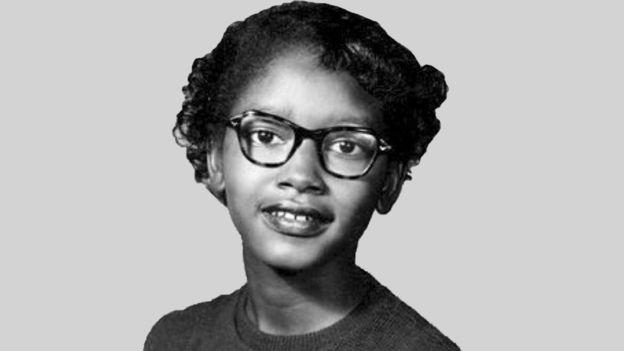 Claudette Colvin, 1953 via Wikipedia Commons