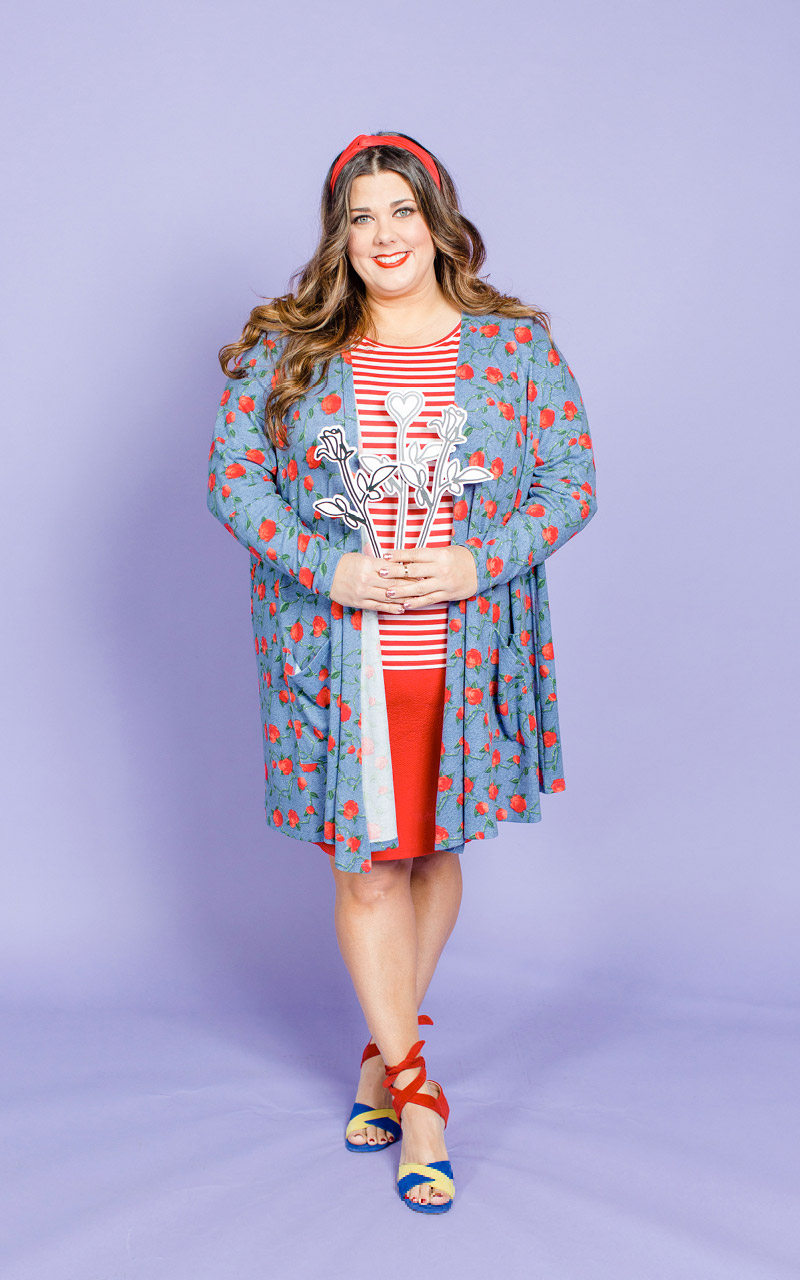 LuLaRoe-Caroline-Mid-Length-Cardigan-with-side-pockets-blue-red-roses-floral.jpg