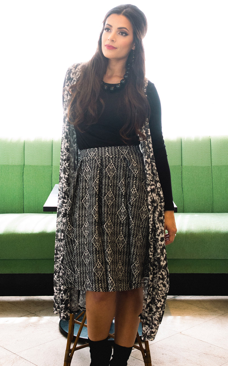 LuLaRoe-Madison-Mid-Length-Skater-Skirt-With-Pockets-black-and-white-geometric-pattern.jpg