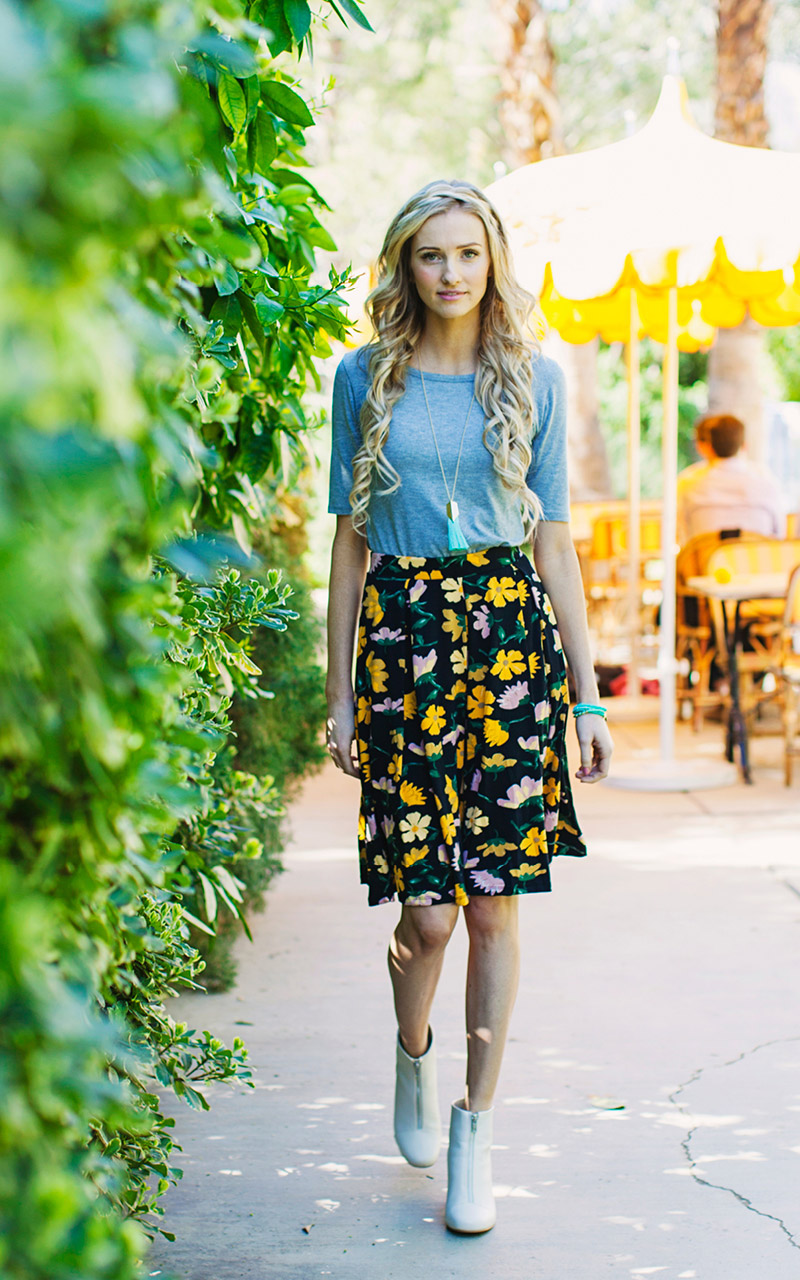 LuLaRoe-Madison-Mid-Length-Skater-Skirt-With-Pockets-black-and-yellow-floral.jpg