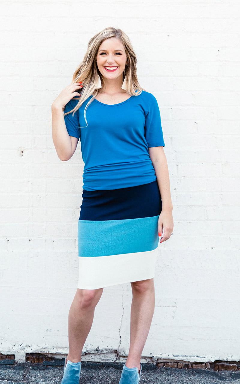 LuLaRoe-Cassie-Mid-Length-Pencil-Skirt-blues-stripes.jpg