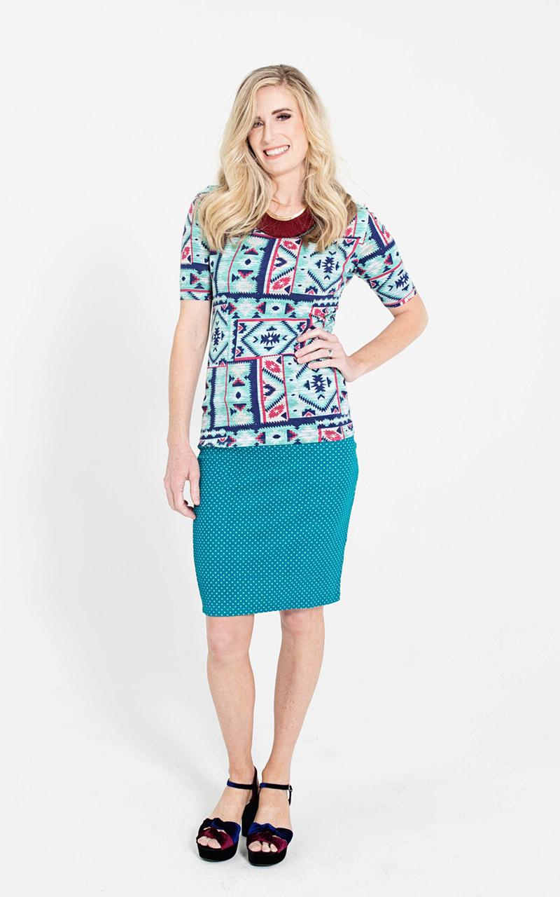 LuLaRoe-Cassie-Mid-Length-Pencil-Skirt-green-pattern.jpg