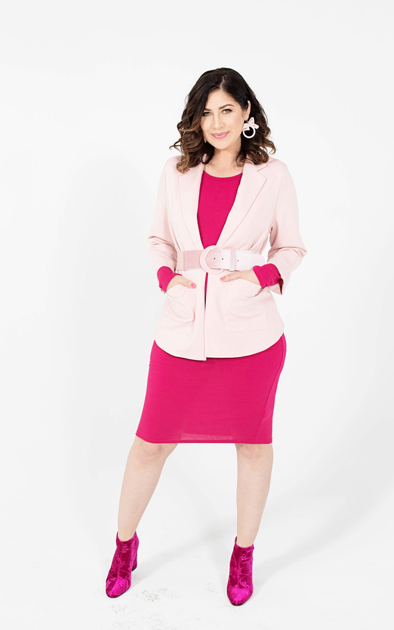Lularoe-Debbie-Mid-Length-Long-Sleeve-Fitted-Sheath-Dress-bright-magenta-pink.jpg