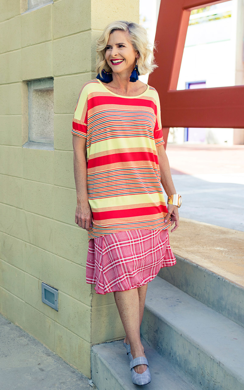 LuLaRoe-Irma-Tunic-high-low-top-red-and-yellow-stripes-2.jpg