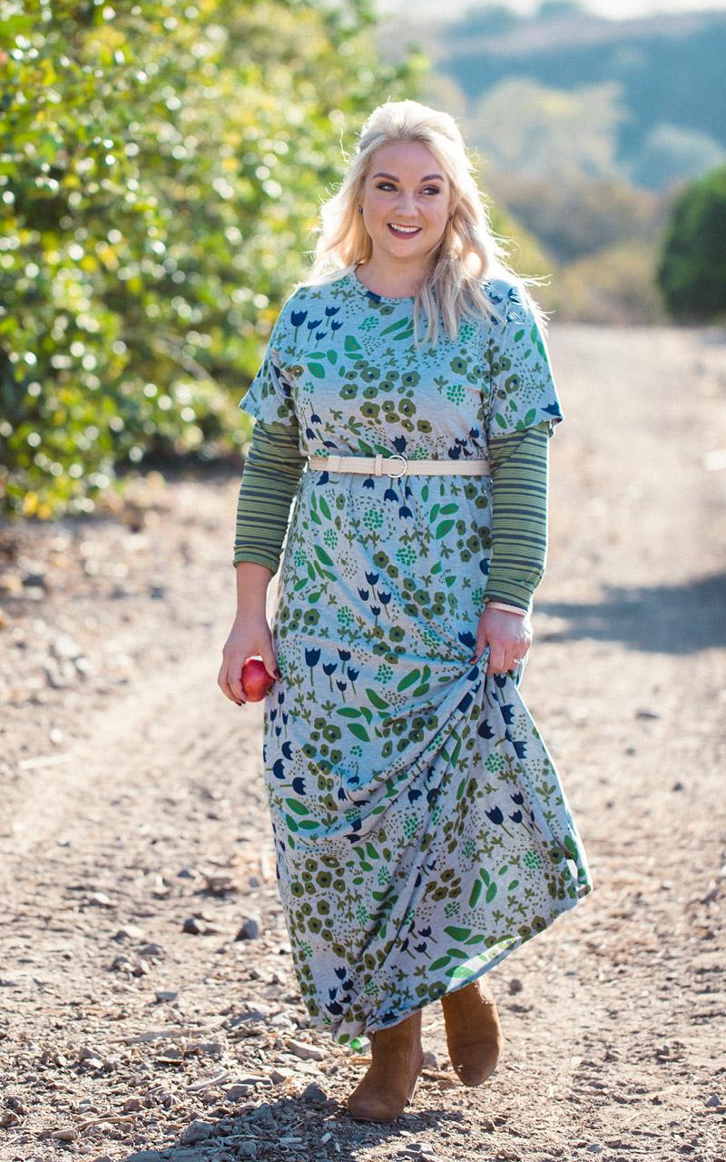 LuLaRoe-Maria-Maxi-T-shirt-Dress-gray-and-green-floral.jpg