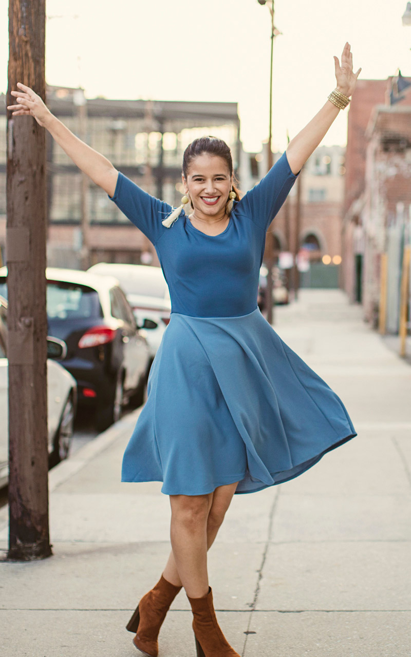 LuLaRoe-Nicole-Mid-Length-Skater-Dress-monochrome-in-blue.jpg