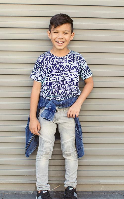 85aea9a43b344 ... LuLaroe-Gracie-Top-High-Low-T-Shirt-Kids- ...