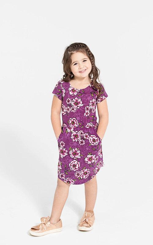 e9904c1e6 LuLaRoe-Mae-Kids-Romper-Dress-With-Pockets-purple- ...