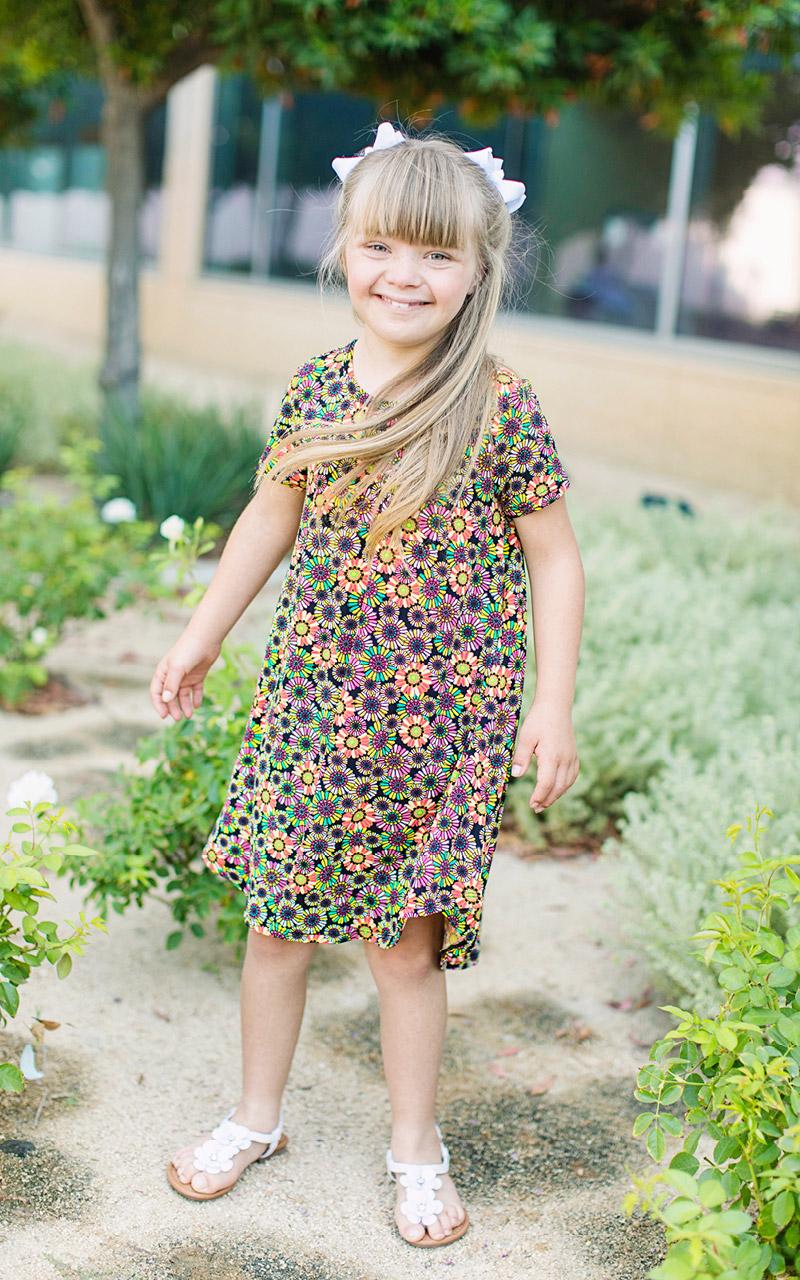 LuLaRoe-Scarlett-kids-T-shirt-dress-colorful-flowers.jpg