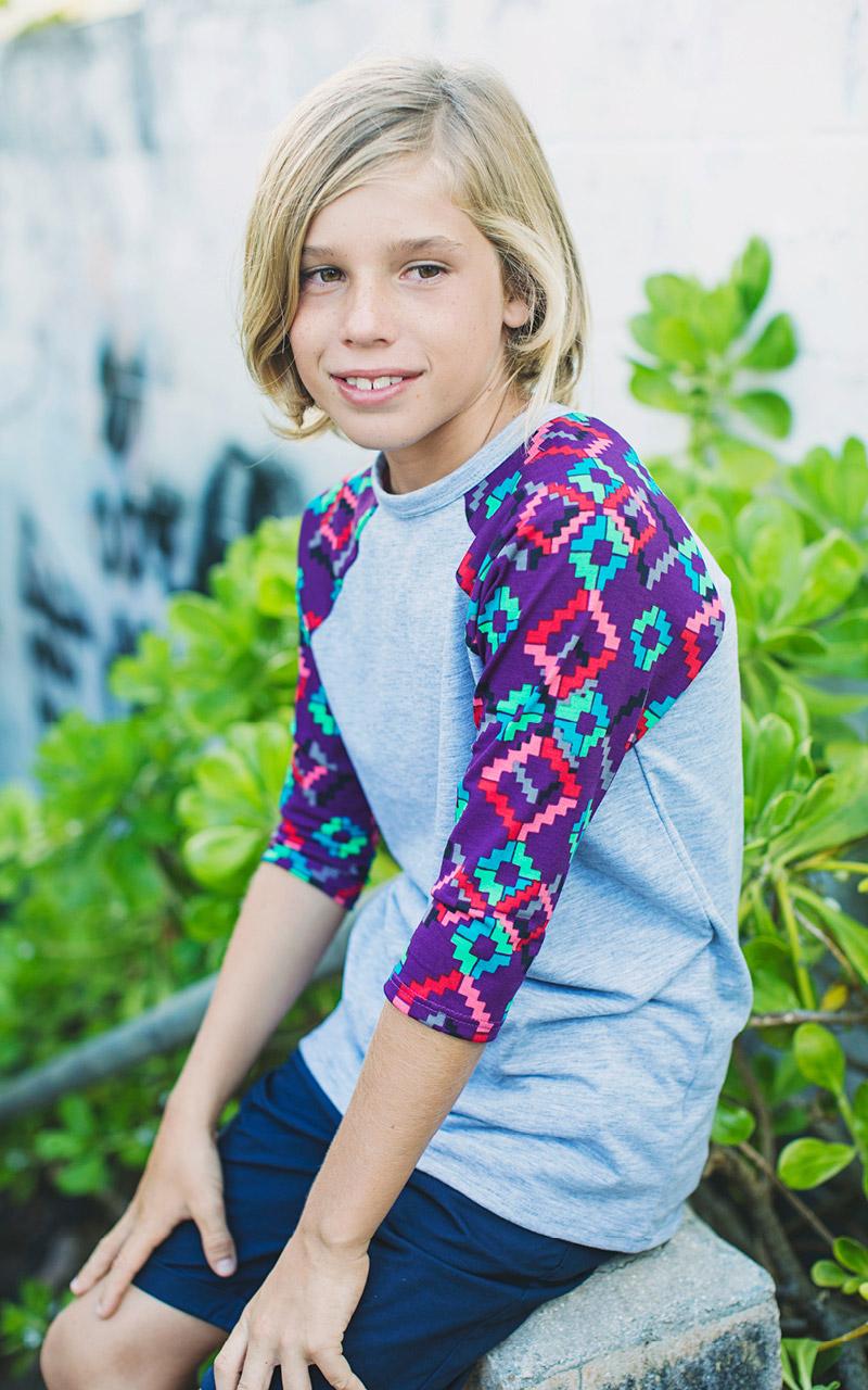 LuLaRoe-Kids-Sloan-Baseball-T-Shirt-blue-purple-pattern-sleeves.jpg