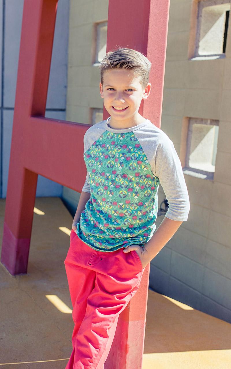 LuLaRoe-Kids-Sloan-Baseball-T-Shirt-gray-green-pattern.jpg