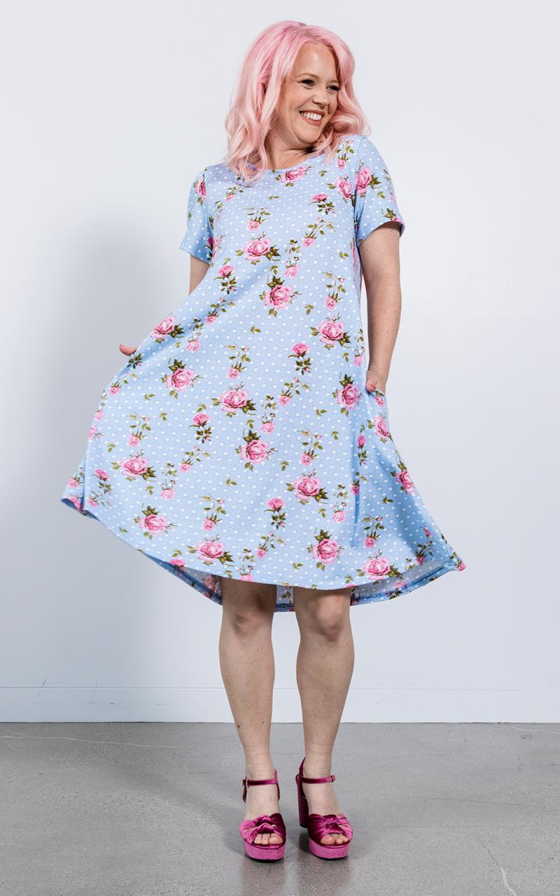 LuLaRoe-Jessie-T-Shirt-Dress-With-Pockets-light-blue-and-flowers.jpg