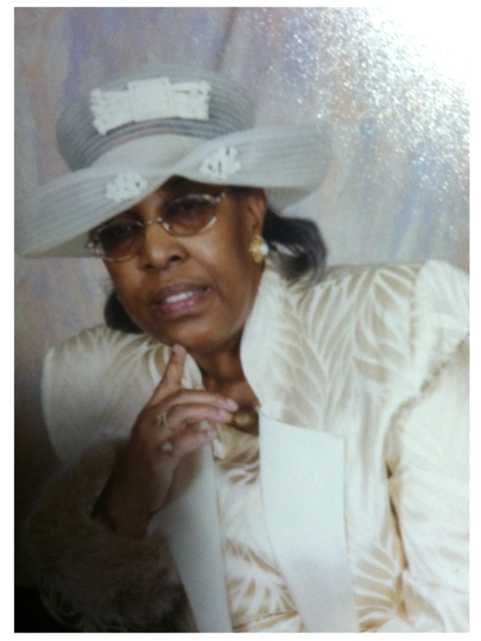 MOTHER JANET ROBINSON   Our Founding First Lady. 3.1.1949 - 3.14.2005
