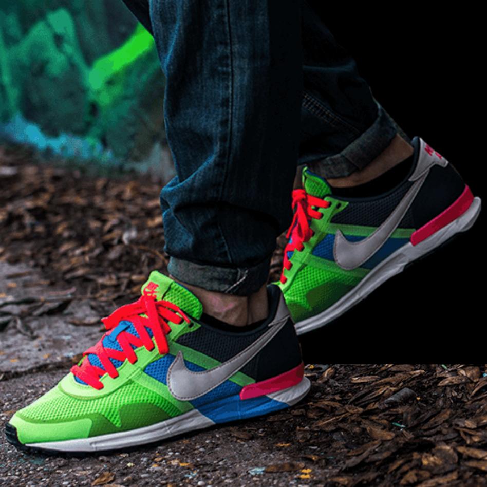 Sneaker Tracker - Amsterdam, nL