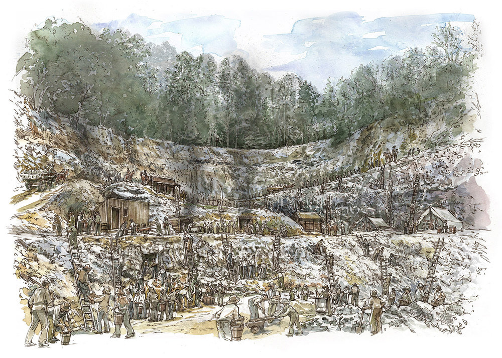 Louisiana Mine