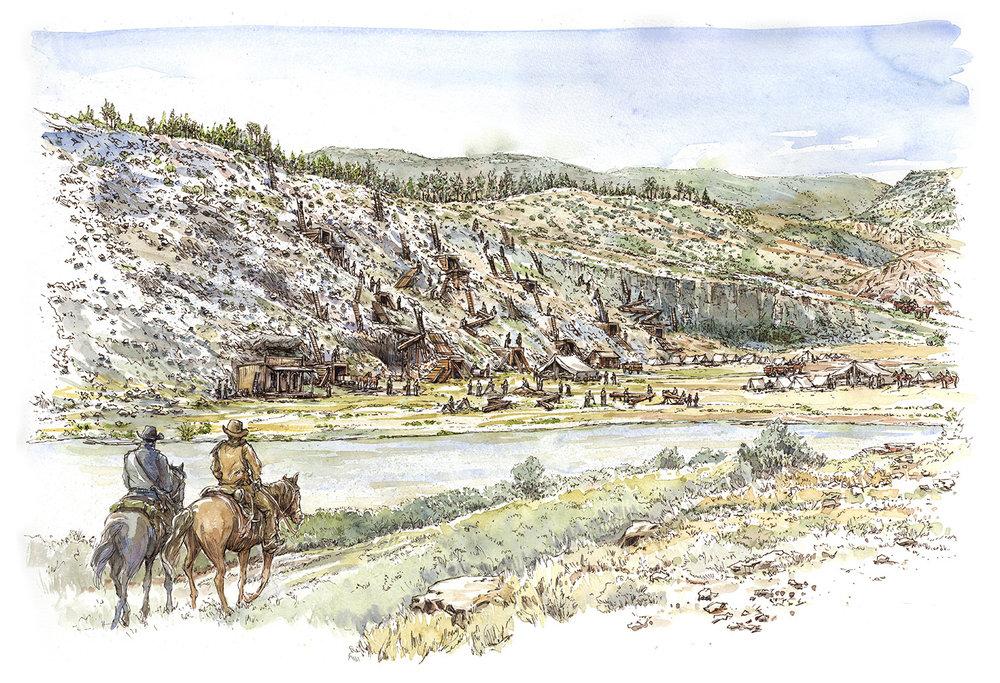 Chama River Mine