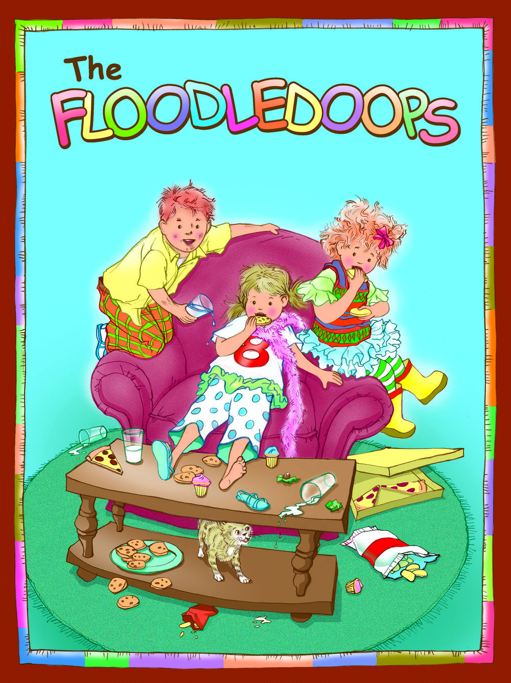 The Floodledoops for Barney & Friends