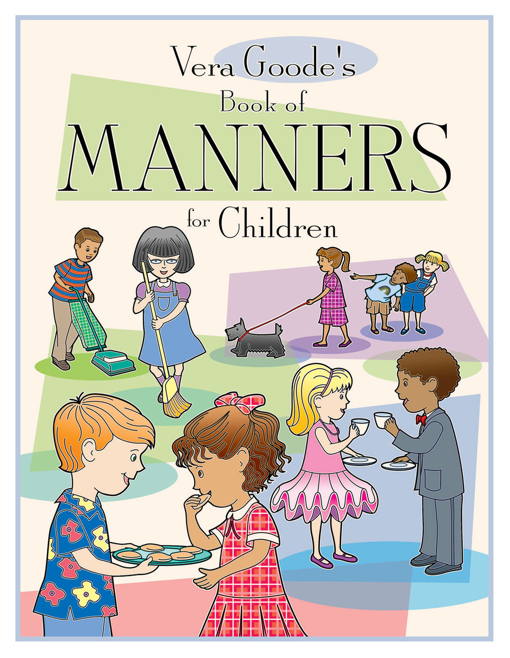 Book of Manners for Barney & Friends