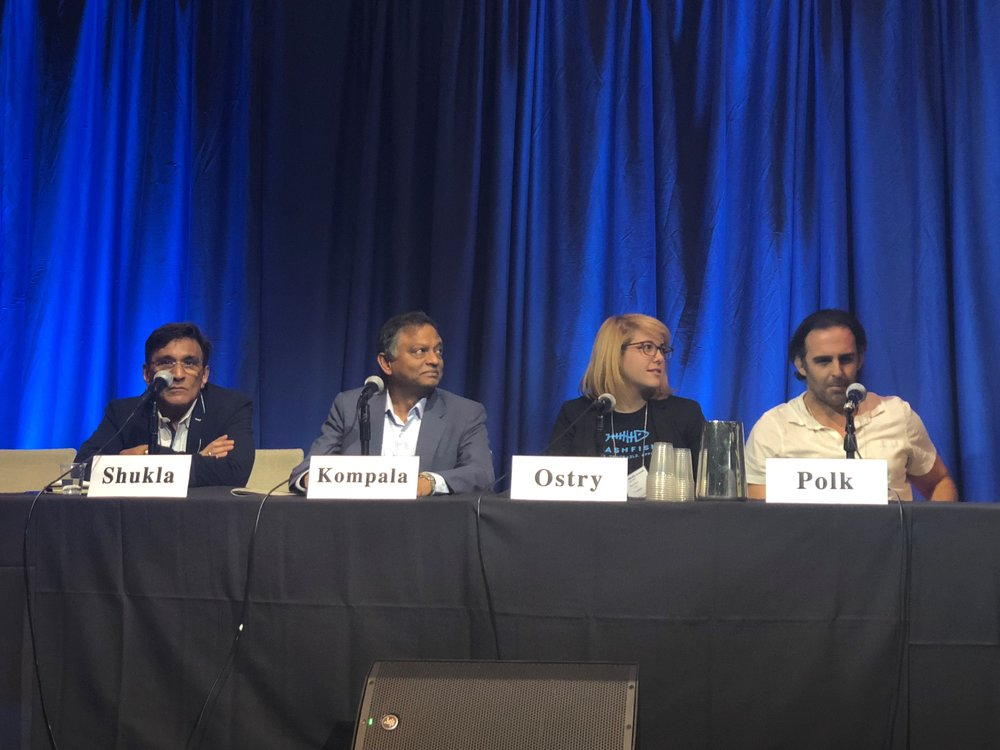 "Our CEO, Rohit Shukla, on the ""Food Innovators, Disruptors, and Influencers"" Panel"