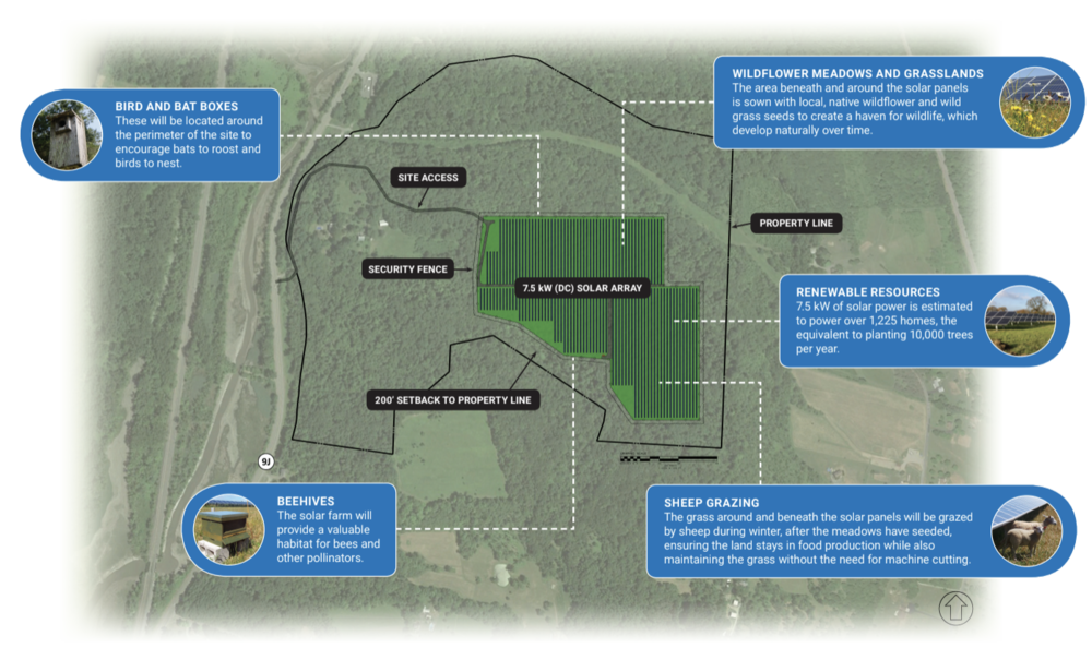 White River Site Map.png