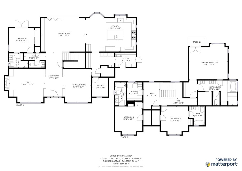 for Builders - Point clouds3D mesh fileFloor plans