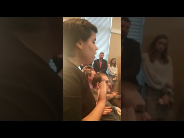 Teen Vogue: People Are Protesting at Town Halls -