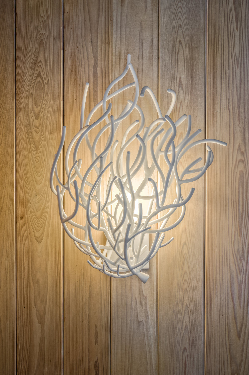 Private Island Beach House Themed sconce
