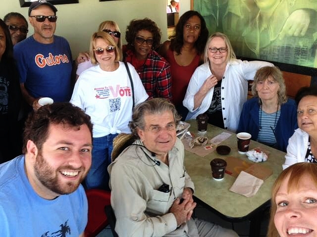 get involved - Join our wonderful St. Lucie Democratic Party Volunteers who are working hard to get our candidates elected! Help us fight for our Democratic values and meet like-minded new friends.