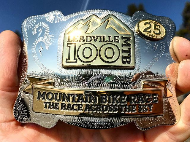 I could say I finished The Leadville 100 in 11.5 hours, but I like to think of it as I had 30 minutes to spare! Such an epic race, and definitely the hardest event I've ever done. #leadville100 @ride_bmc @ltraceseries #leadville #mtb #leadville100mtb2018 #leadville100mtb