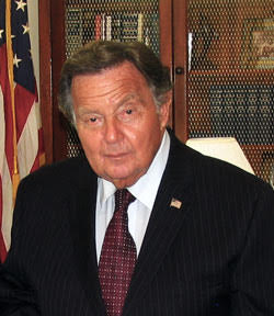 current Queens DA Richard Brown. //Photo courtesy of Da Brown.