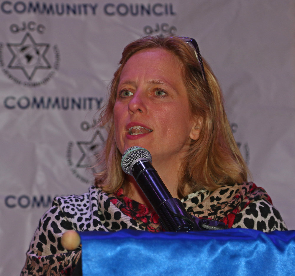 Queens Borough President Melinda Katz. //  Eagle  file photo by Andy Katz