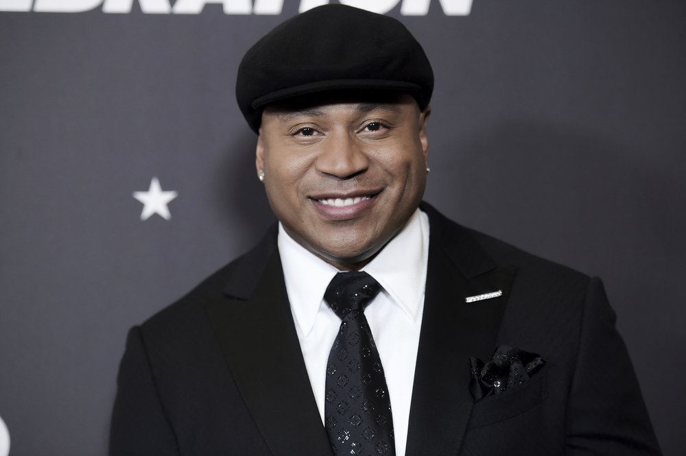 LL Cool J Photo courtesy of Richard Shotwell/Invision/AP
