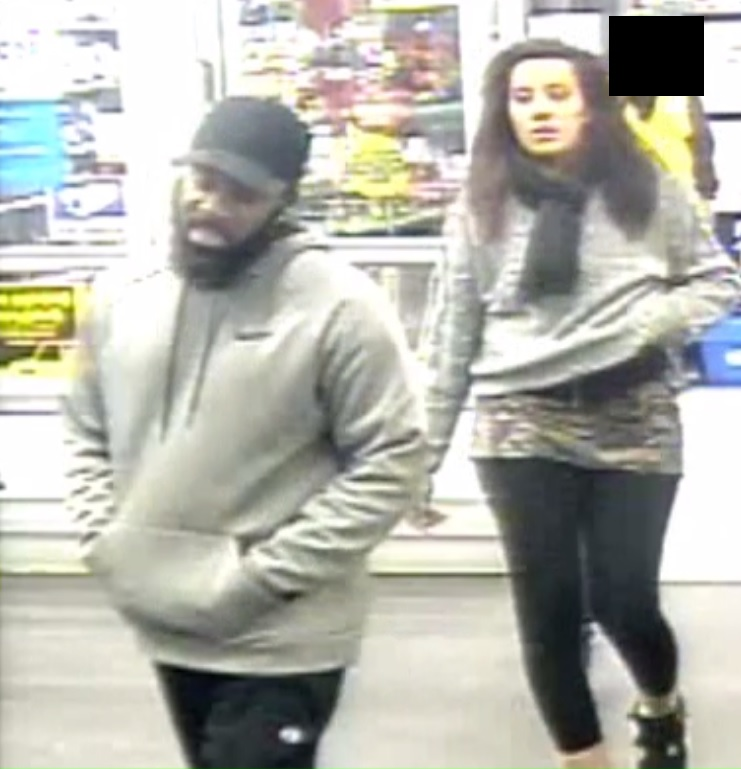Still image of the robbery suspects. Image courtesy of the NYPD.