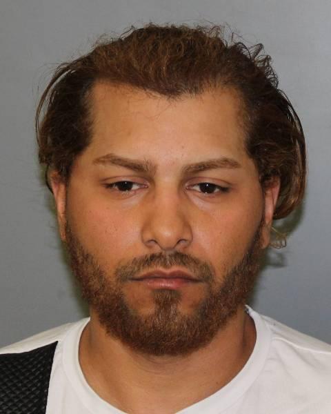 Mugshot of Jose Santiago-Cruz. Photo courtesy of the NYPD.