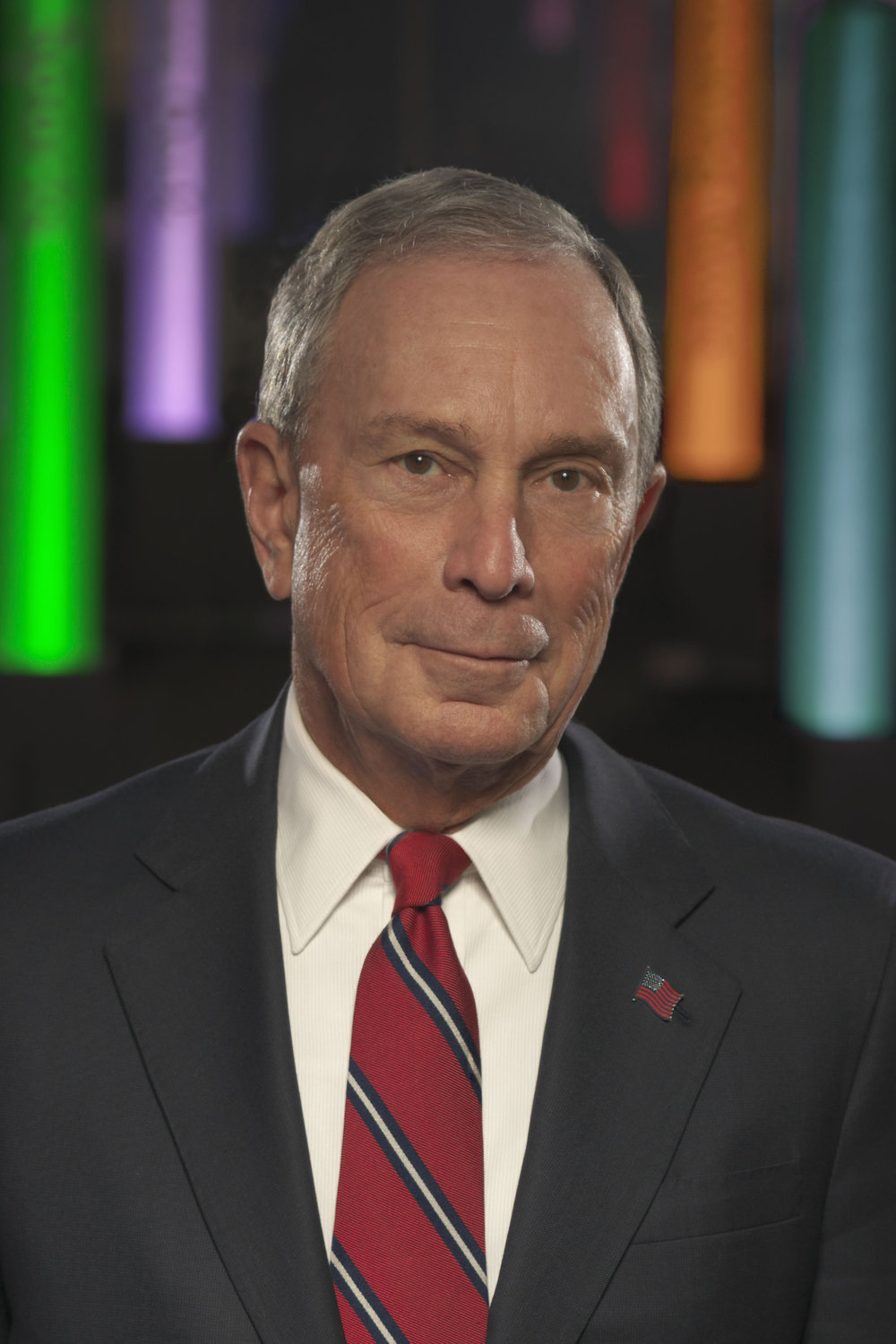 Former Mayor Michael Bloomberg's foundation is donating money to fight climate change in Florida. Photo via Bloomberg Philanthropies.