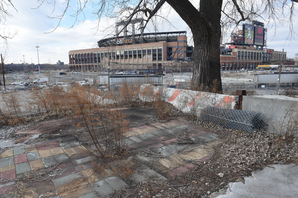 The Willets Point Task Force proposed two development plans for 17 acres near Citi Field.  Eagle  photo by Todd Maisel.