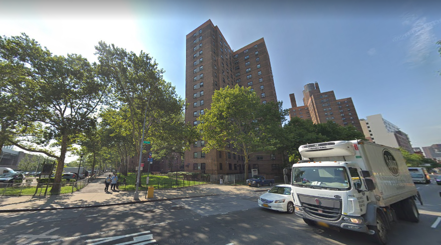 The Wagner Houses in Harlem. Photo via Google Maps.