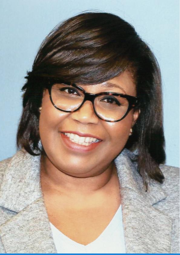 Michele Maye, director of the ACS' Infant Safe Sleep Initiative.