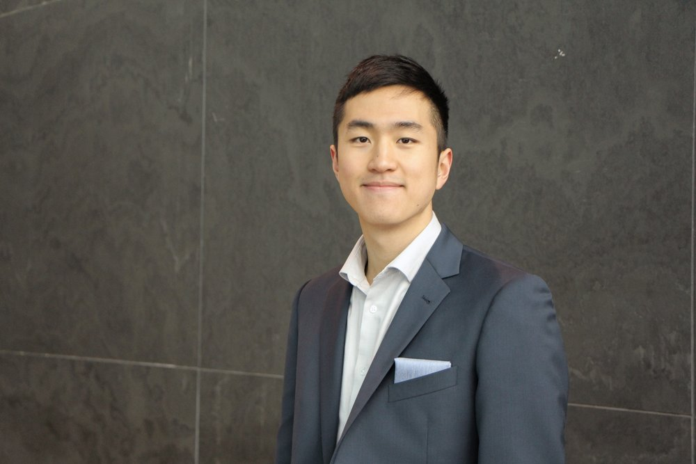 Rhodes Scholar and 'Dreamer' Jin Kyu Park will attend the State of the Union. Photo courtesy of Jun Kyu Park.