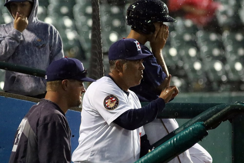 Former Mets all star Edgardo Alfonzo will return for a third season as manager of the Brooklyn Cyclones.  Eagle  file photo.