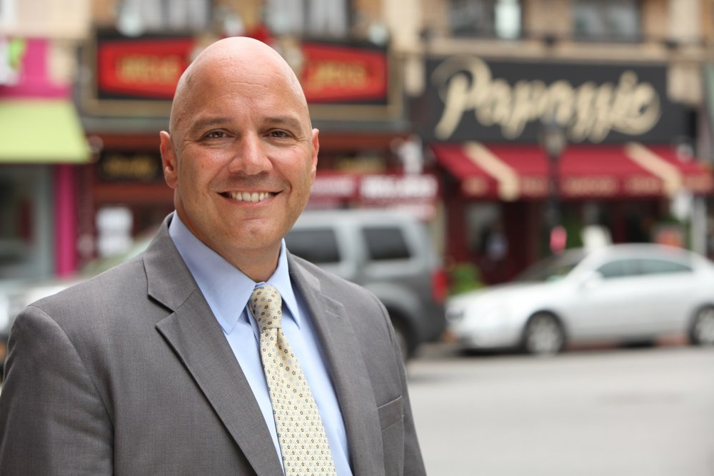 Councilmember Paul Vallone represents District 19, which includes College Point. Photo courtesy of Vallone's campaign.