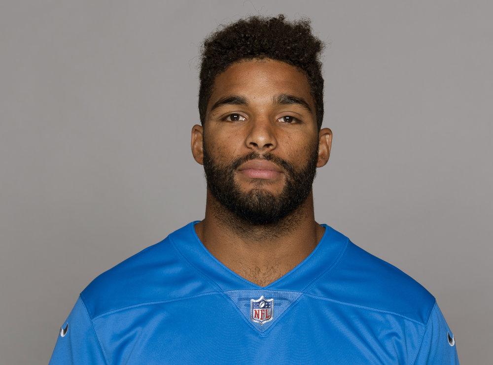 Detroit Lions Linebacker Trevor Bates was arraigned by video conference in Queens Criminal Court. AP Photo.
