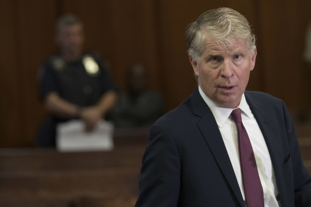 Manhattan District Attorney Cy Vance has joined other prosecutors and the federal government in an initiative to get thousands of rape kits tested around the United States. AP Photo/Mary Altaffer, File.