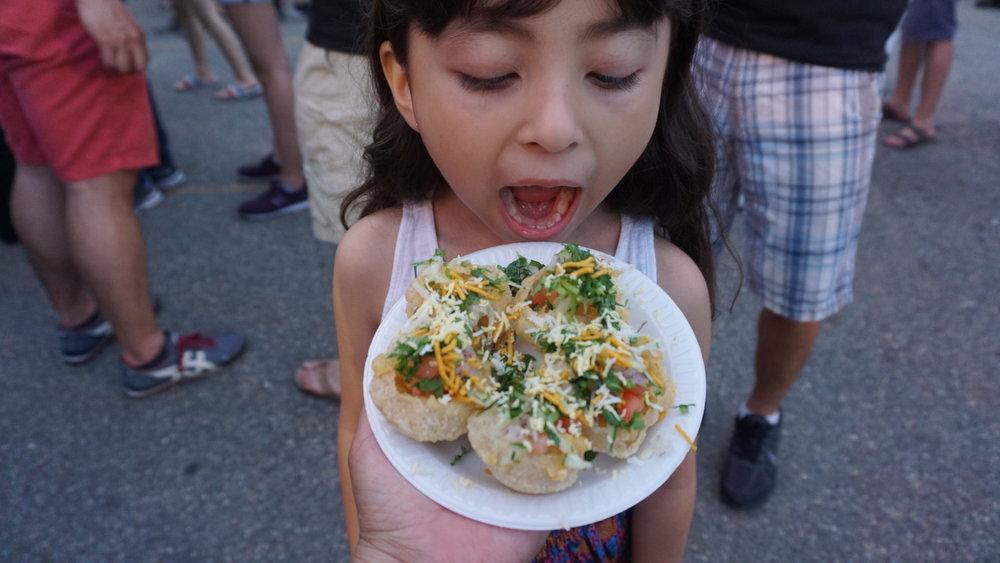 Photos by Sharon Medina-Chavez courtesy of the Queens Night Market